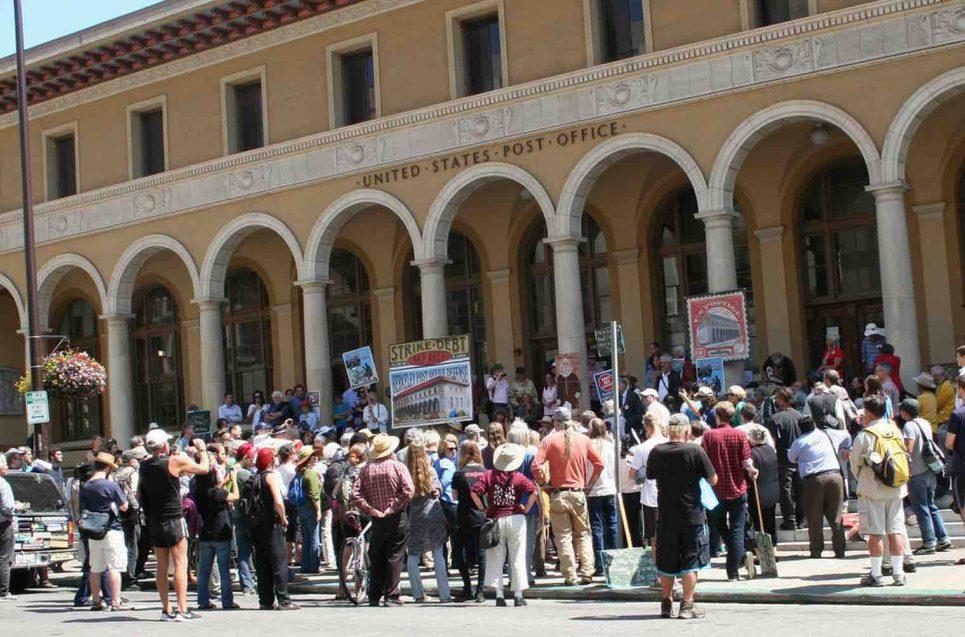 Court dismisses lawsuit over Berkeley post office after USPS