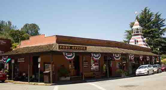 Historic post office in Auburn CA may close – Save the Post