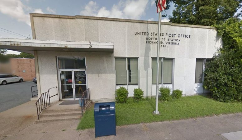 Richmond, VA Post Office Closed Due To Mold Concerns