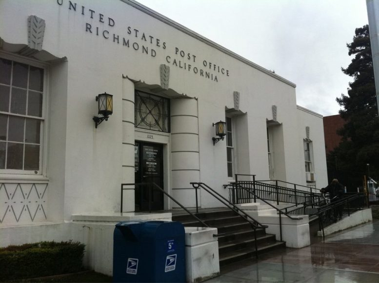 Hearing On Planned Richmond Ca Post Office Closure Set For Wednesday Save The Post Office