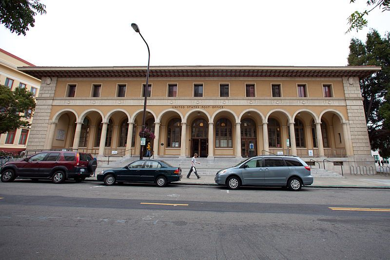 Berkeley PO – Save the Post Office