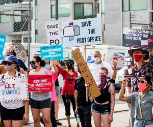 Save the Post Office Rallies on August 22 & 25, 2020