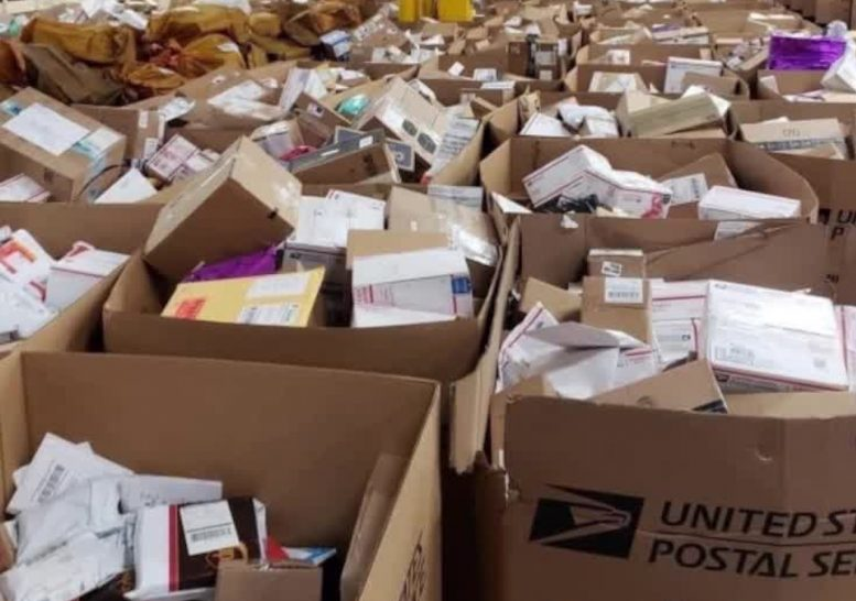Last Day To Ship Usps For Christmas 2021 The 2020 Mail Delays Stats Charts Save The Post Office