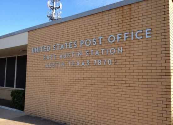 50 Year Old East Austin Post Office Closing Under